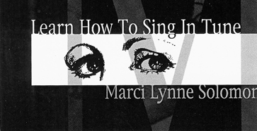 Learn to Sing in Tune!